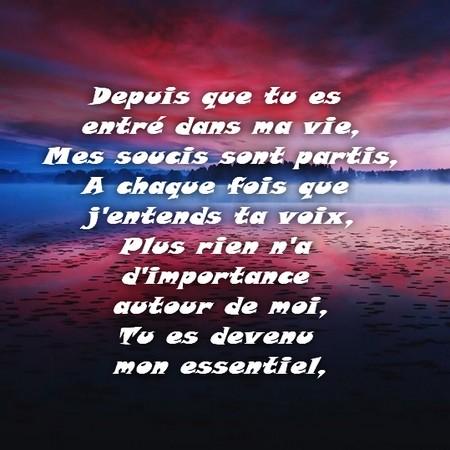 Meilleurs Poèmes Damour Romantiques Poèmes Et Textes Damour