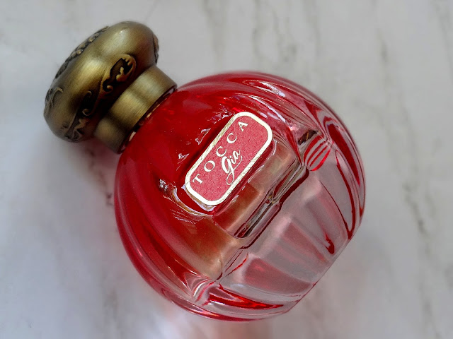 TOCCA Gia Eau de Parfum Review, Photos