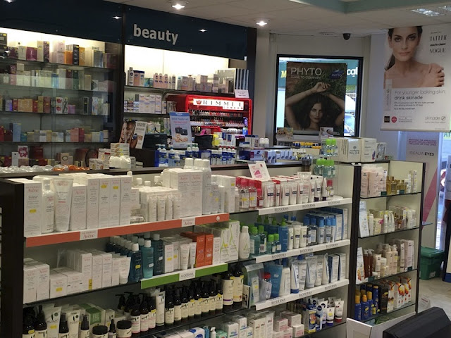 Onde comprar shampoo e condicionador em Londres