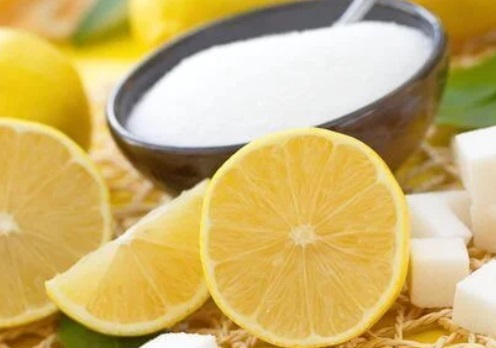 Lemons and Sugar