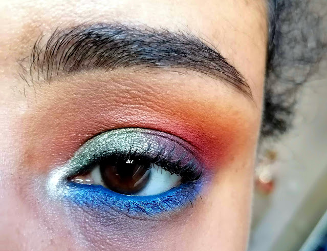 JUVIA'S PLACE The Nubian 2 : make up et swatch!