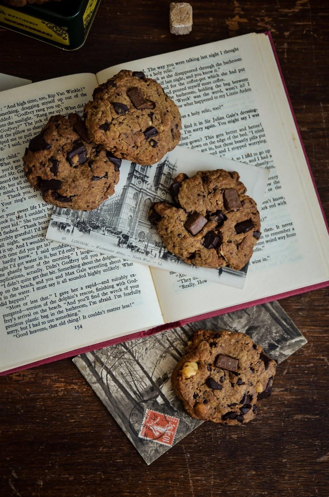 cookies au beurre de cacahuètes sans produits laitiers