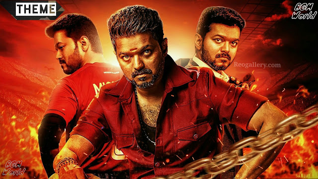 Bigil Trailer Bgm - Original Background Theme Music - Download