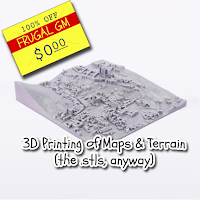 Free GM Resource: 3d Print Files for Printing Maps & Terrain