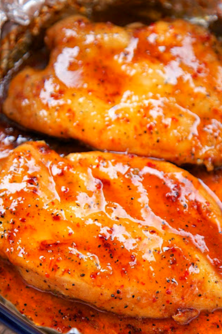 3-INGREDIENT ITALIAN BROWN SUGAR CHICKEN