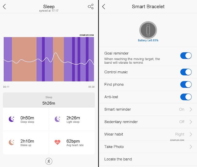 Lenovo HW01 Smart Band Review : Bang for buck fitness