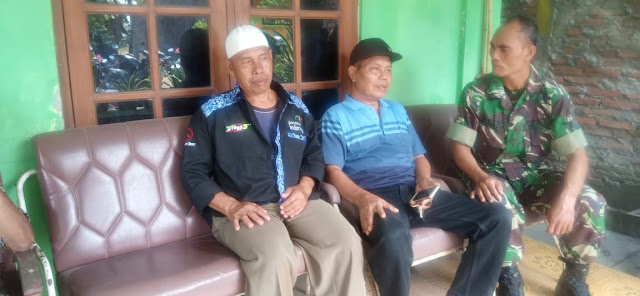 Babinsa Wujudkan Kemanunggalan TNI Dangan Rakyat