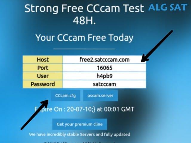 سيسكام Cccam مجاني مدة 48 ساعة  افضل سطر سيسكام 2020 مع باقات إستثنائية