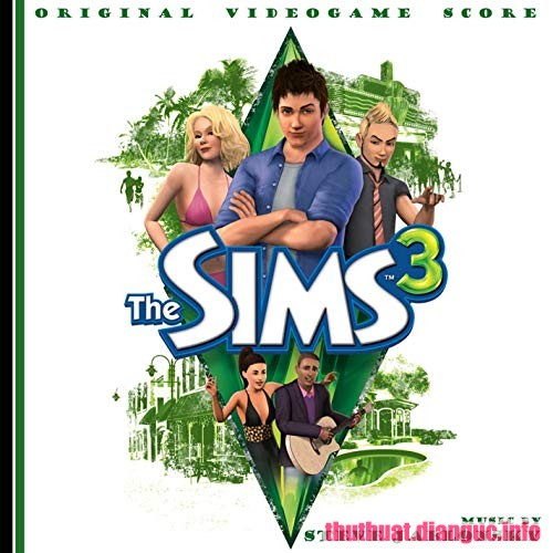 Download Game The Sims 3 [ORIGINAL] Full Crack