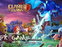 Cara Upgrade Meriam Ganda di Clahs of Clans (COC)