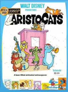 Los Aristogatos (1970) HD [1080p] Latino [Mega] dizonHD