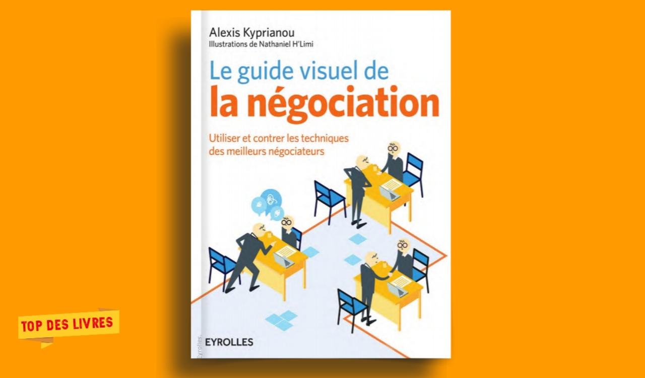 Télécharger : Le guide visuel de la Négociation en pdf