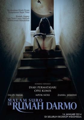Poster Film Malam Suro Di Rumah Darmo