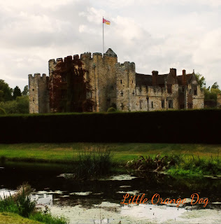 Hever Castle, Kent, United Kingdom