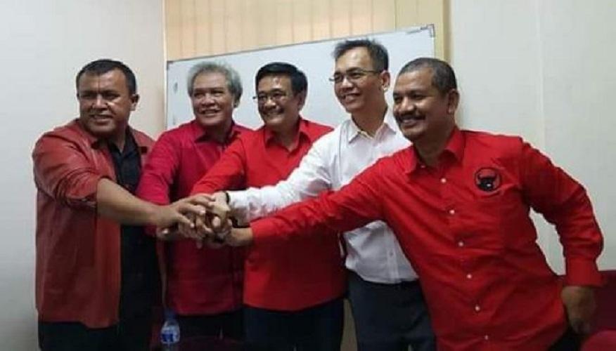 Jago-jago PDIP bertumbangan di Pilkada serentak 2018