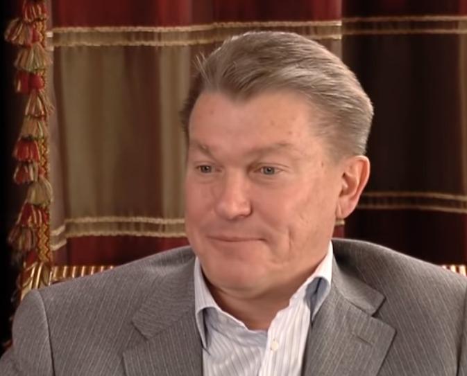Όλεγκ Μπλαχίν (Oleg Blokhin) Αφιέρωμα