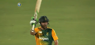 AB de Villiers 51 vs India Highlights