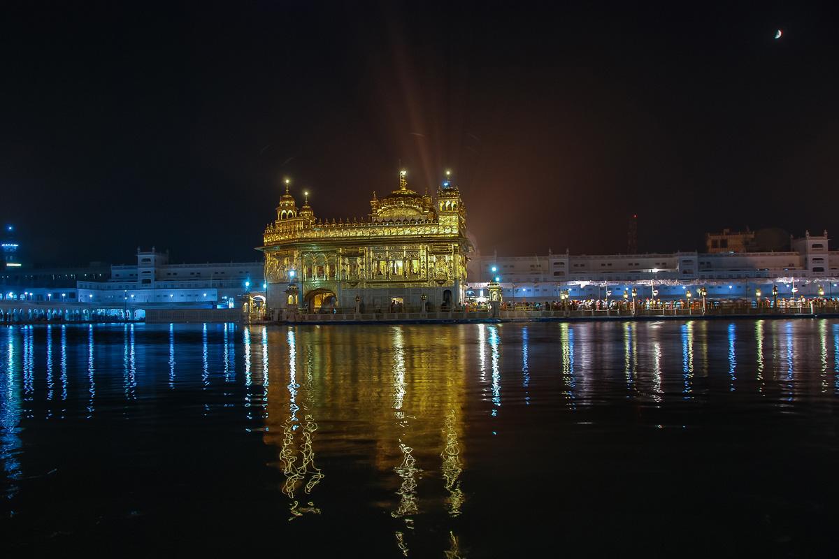 AMRITSAR- w świętym mieście Sikhów