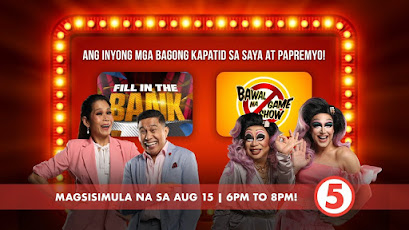 Get Comic this Pandemic with TV5's Back-to-Back Game Shows