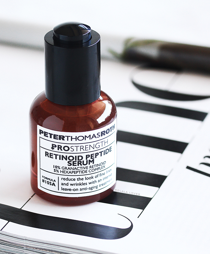 Peter Thomas Roth Review, Peter Thomas Roth, Peter Thomas Roth Retinol