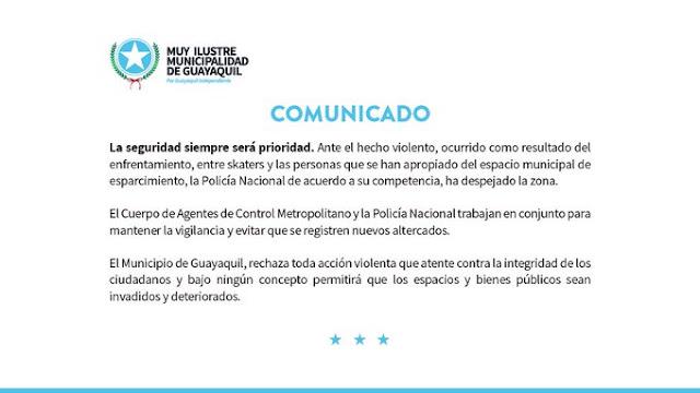Desalojan a venezolanos de campamento improvisado en Guayaquil