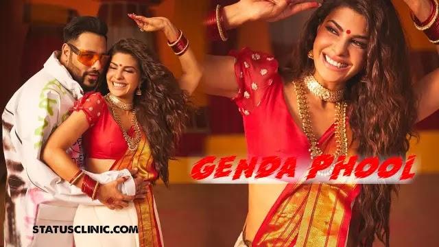 Genda-Phool-Whatsapp-status-video-download-lyrics-Shayari-image