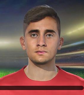 PES 2019 Faces Everton Felipe by Lucas Facemaker