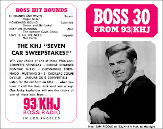 KHJ Boss 30 No. 30 - Sam Riddle