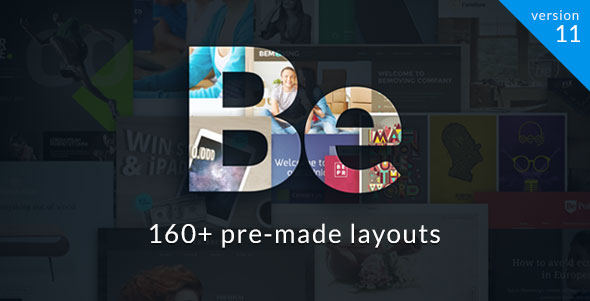 Download BeTheme V11.1 Responsive Multi-Purpose WordPress Theme