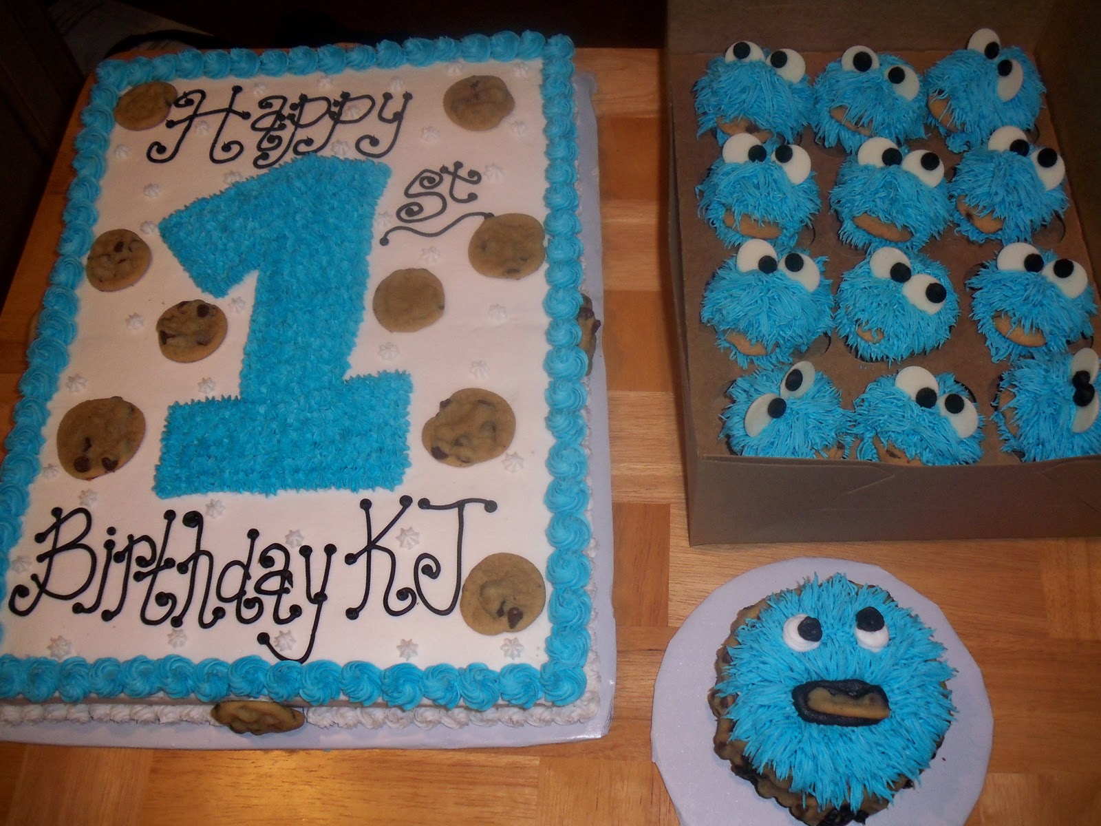 Sweet Treats By Susan Crazy For Cookie Monster