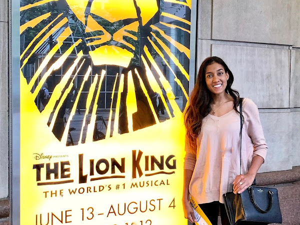 Life- 🐘 Lion King musical!  🐒 ♬