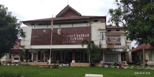 FPII TulangBawang Meminta Pegang Komitment Aturan yang sudah di Janjikan Kabag Risalah DPRD Tuba