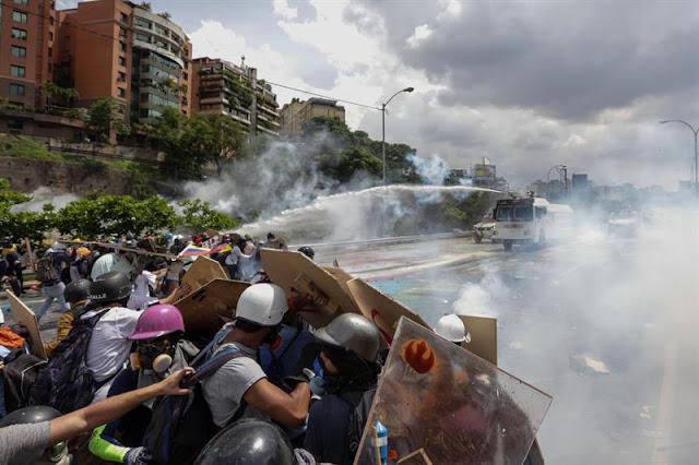 Funcionario de GNB y PNB son los más señalados por agredir a manifestantes