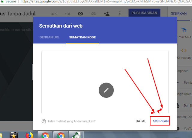 Tips Iklan adsense hosted muncul di google sites