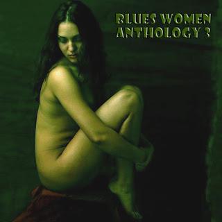 Cd Blues Women Anthology Vol.3  Front