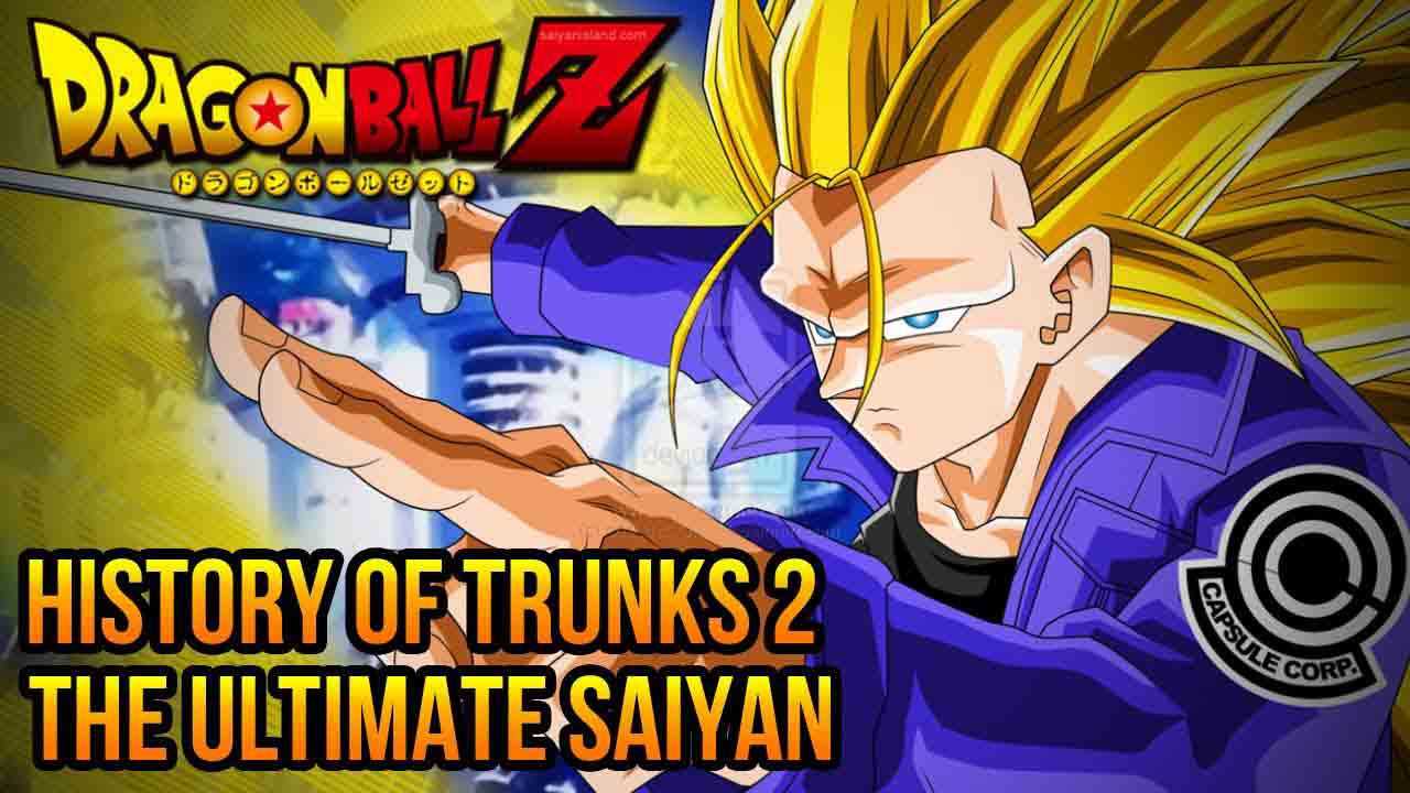 Dragon Ball Z Special 2: The History of Trunks BD (Special) Subtitle Indonesia