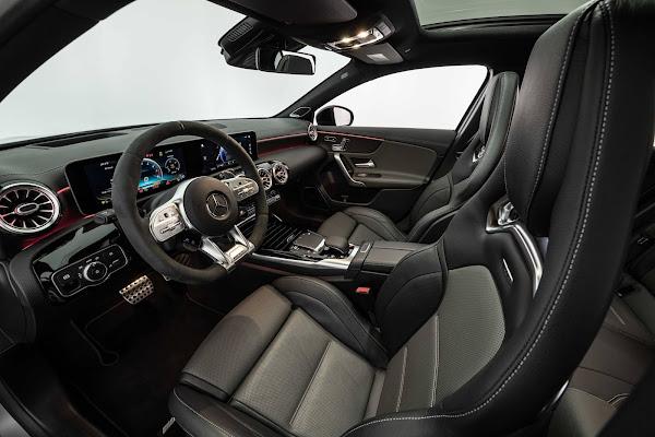 Mercedes-AMG A45 S Brabus