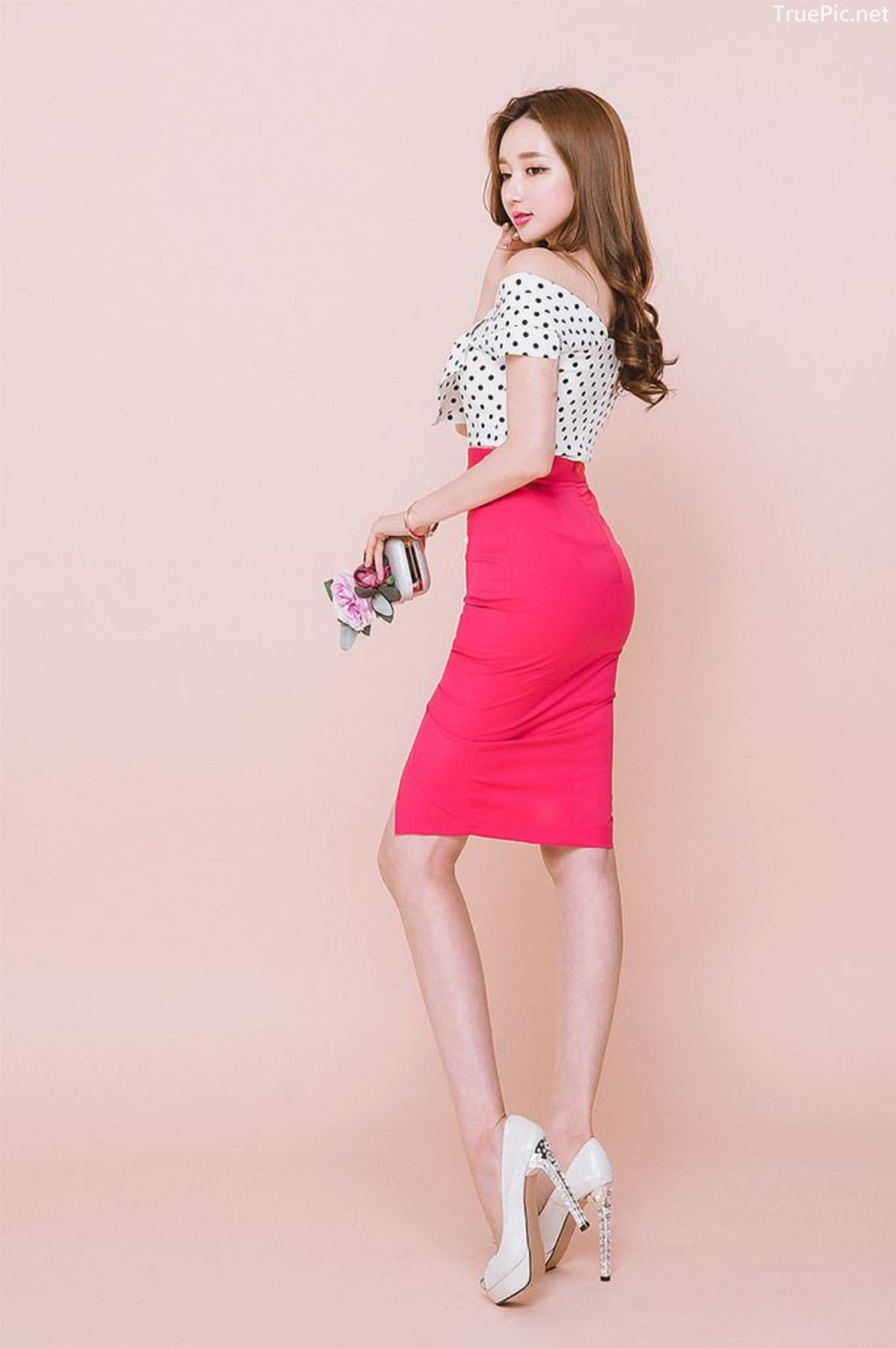 Lee Yeon Jeong - Indoor Photoshoot Collection - Korean fashion model - Part 4 - Picture 3