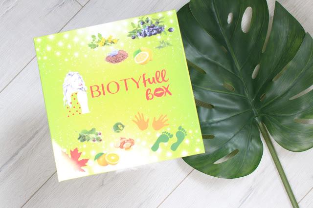 Mon avis sur la Biotyfull box du mois de mars : Coup de pouce