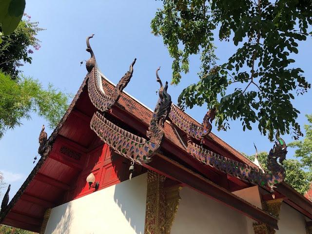 Wat Umong Maha Thera Chan - Chiang Mai
