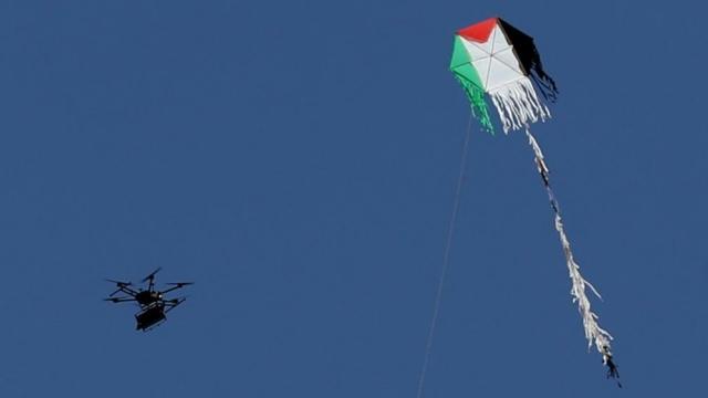 Gencatan Senjata di Atas Meja, Drone Israel Tetap di Langit Gaza
