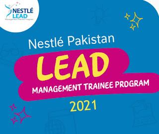 Nestle Management Trainee Program 2021