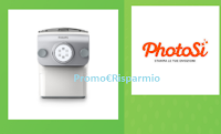 Logo Regina Wish ''Scegli quanto basta'': vinci gratis 240 buoni Photosi e 4 Pasta Maker Philips
