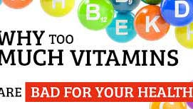 Negate Extras. Overall, abstain from getting excessive dosages of multivitamins or extra fortified supplements. Excessive dosages of vitamin E possibly will assist to remain safe from heart related illnesses, however normally, the quantity of vitamin E in a quality multivitamin is sufficient to get the healthiness advantages. A quality multivitamin as well contains folic acid that is required in a day and thus you must abstain from meals that possess higher quantities of folic acid. Nevertheless, vitamin D is an exemption, as most of the people require additional vitamin D.