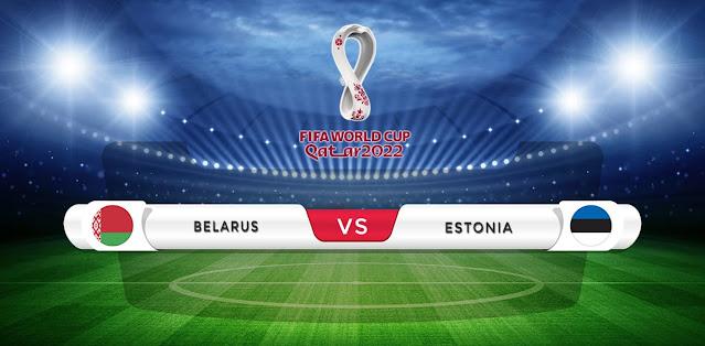 Belarus vs Estonia Prediction & Match Preview