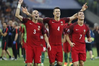 Le Portugal en demi-finale après avoir éliminé la Pologne