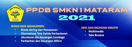PPDB SMKN 1 Mataram 2021