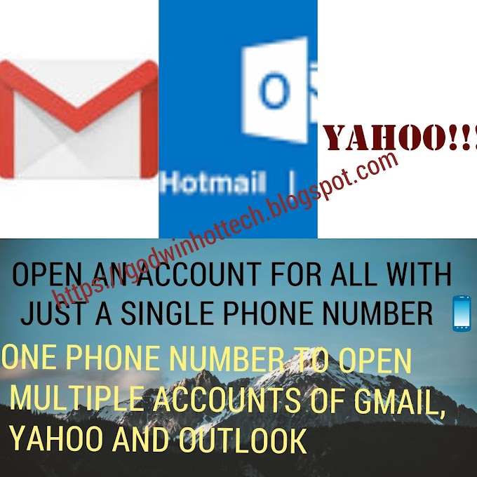 FINALLY LAUNCHED! ALL MAILS REGISTRATION WITH A SINGLE LOCAL PHONE NUMBER