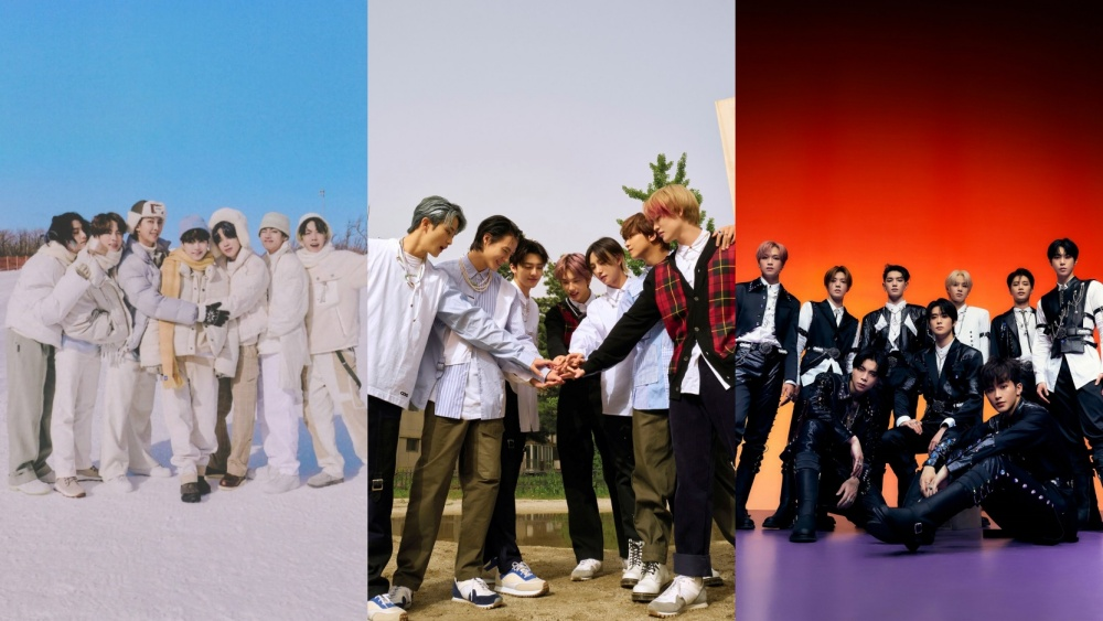List of Most Boy Group Album Sales in 2021!