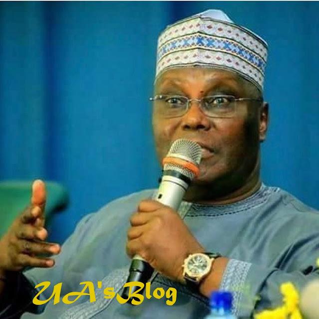 Atiku to Buhari: I won't allow you make Nigeria the scapegoat for your failure